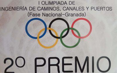Fase nacional de la II Olimpiada Nacional de Ingeniería de Caminos, Canales y Puertos