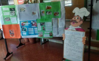 XV Concurso gastronómico intercultural