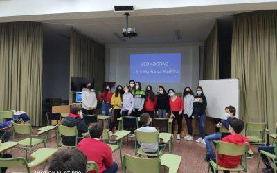 Homenaje a las Mediadoras del IES Mariana Pineda