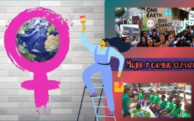 Mujer y cambio climático
